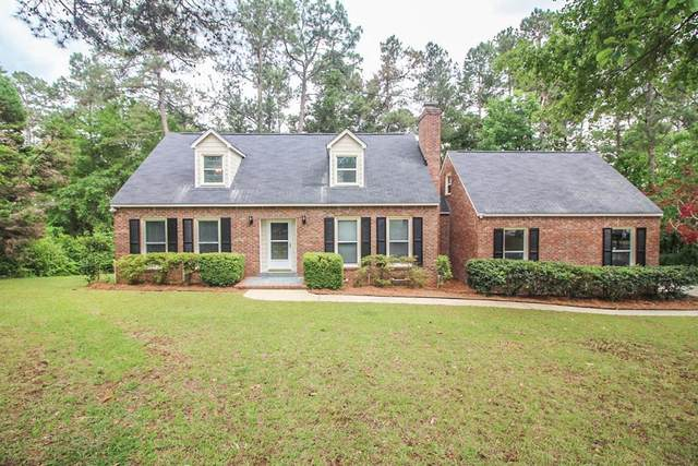126 Coventry Circle, North Augusta, SC 29860 (MLS #454665) :: Southeastern Residential