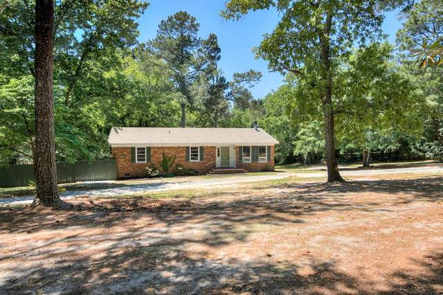 3811 Vaucluse Road, Aiken, SC 29801 (MLS #454996) :: Better Homes and Gardens Real Estate Executive Partners