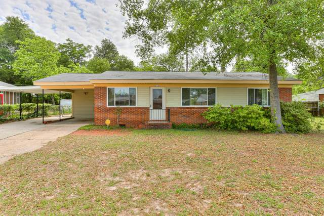 2110 Shamrock Drive, Augusta, GA 30904 (MLS #455031) :: Better Homes and Gardens Real Estate Executive Partners