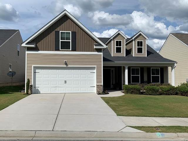 2448 Newbury Avenue, Grovetown, GA 30813 (MLS #455347) :: Better Homes and Gardens Real Estate Executive Partners