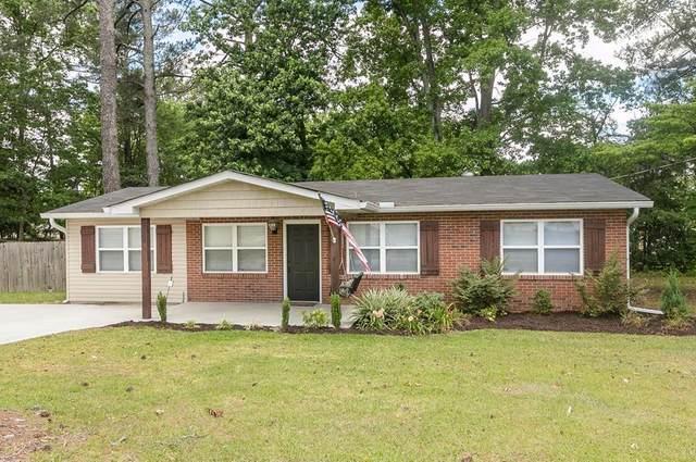 569 Old Wheeler Road, Grovetown, GA 30813 (MLS #455423) :: REMAX Reinvented | Natalie Poteete Team