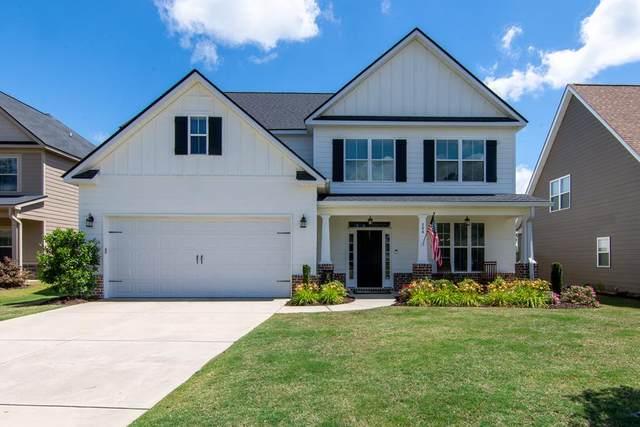 244 Tulip Drive, Evans, GA 30809 (MLS #455504) :: Shannon Rollings Real Estate