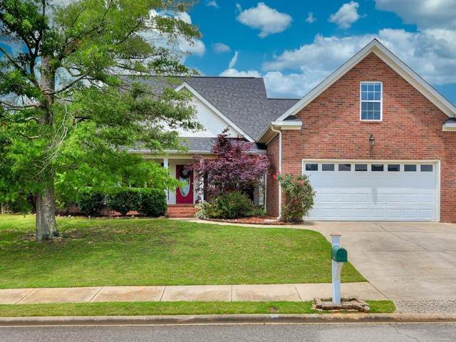 659 Cornerstone Place, Evans, GA 30809 (MLS #455534) :: Shannon Rollings Real Estate