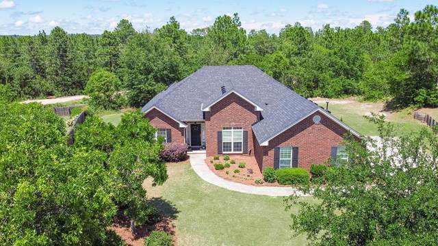 770 Wickham Drive, Graniteville, SC 29829 (MLS #455549) :: Young & Partners