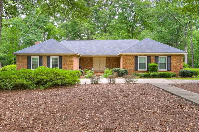 2 Gregory Court, North Augusta, SC 29860 (MLS #455639) :: Shannon Rollings Real Estate