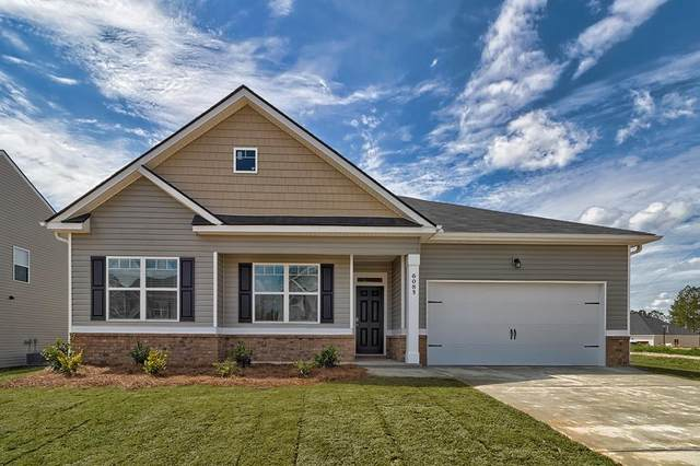 6134 Vermilion Loop, Graniteville, SC 29829 (MLS #455645) :: Young & Partners