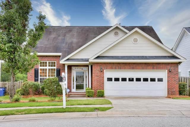 614 Ventana Drive, Evans, GA 30809 (MLS #455646) :: Southeastern Residential