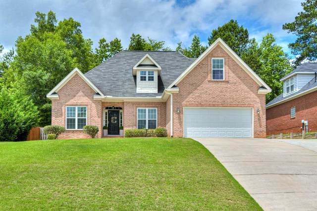 4896 Somerset Drive, Evans, GA 30809 (MLS #455833) :: Shannon Rollings Real Estate