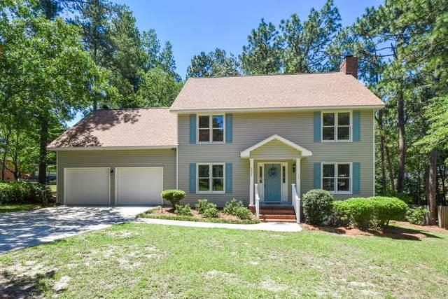 2025 Alpine Drive, Aiken, SC 29803 (MLS #455843) :: Shannon Rollings Real Estate