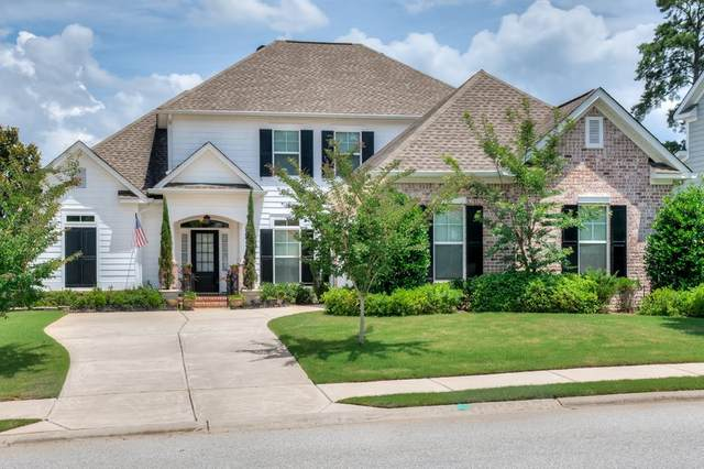 210 Sunbury Drive, Evans, GA 30809 (MLS #455851) :: Shannon Rollings Real Estate