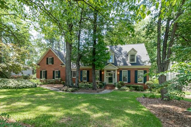 3588 Pebble Beach Drive, Martinez, GA 30907 (MLS #455933) :: Young & Partners