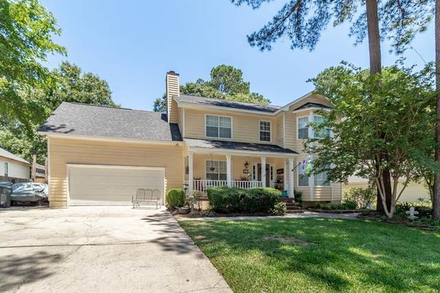 881 Chase Drive, Evans, GA 30809 (MLS #456027) :: Better Homes and Gardens Real Estate Executive Partners