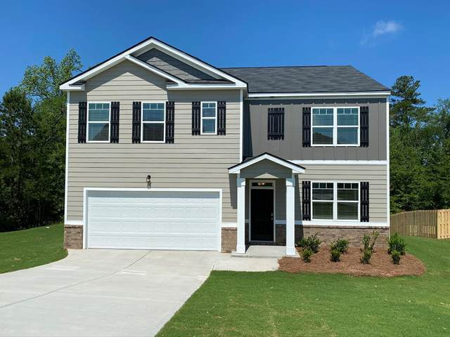 3057 Pepper Hill Drive, Grovetown, GA 30813 (MLS #456058) :: Young & Partners