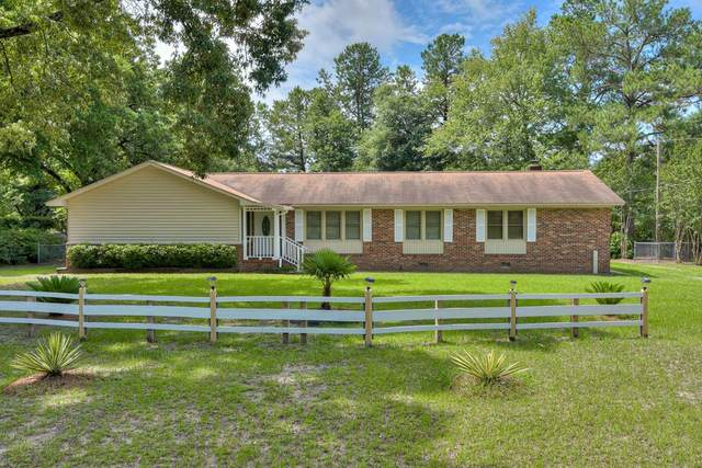 66 Finley Street, Barnwell, SC 29812 (MLS #456162) :: Young & Partners
