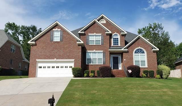 1118 Blackfoot Drive, Evans, GA 30809 (MLS #456169) :: The Starnes Group LLC