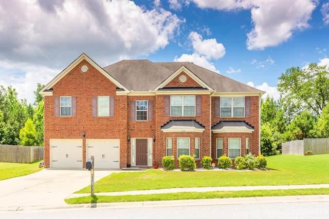2797 Hunt Cliffe Drive, Augusta, GA 30909 (MLS #456300) :: The Starnes Group LLC