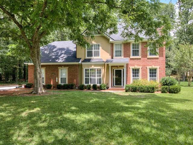 4821 Hereford Farm Road, Evans, GA 30809 (MLS #456414) :: Better Homes and Gardens Real Estate Executive Partners