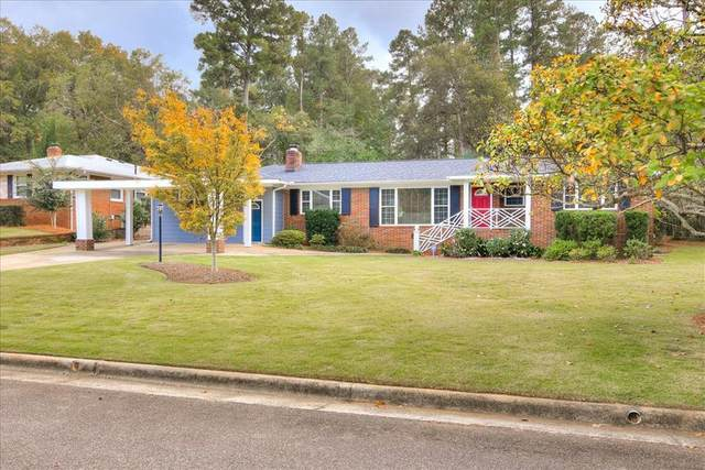 2273 Overton Road, Augusta, GA 30904 (MLS #456565) :: Melton Realty Partners