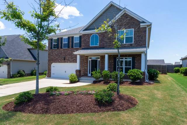 2462 Sunflower Drive, Evans, GA 30809 (MLS #456599) :: Better Homes and Gardens Real Estate Executive Partners