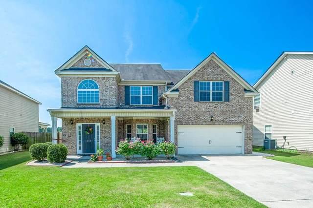 612 Village East Circle, Graniteville, SC 29829 (MLS #456644) :: Shannon Rollings Real Estate