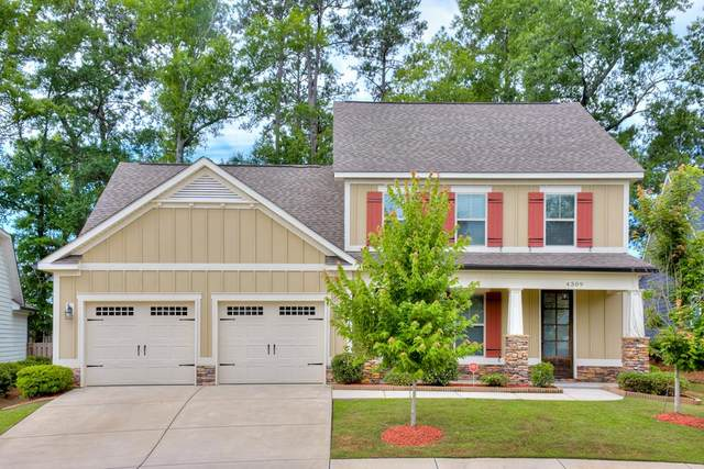 4309 Satolah Ridge, Evans, GA 30809 (MLS #456833) :: The Starnes Group LLC
