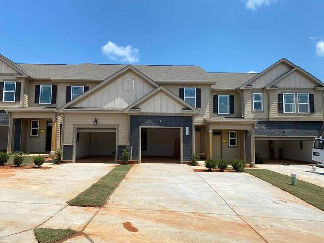 514 Vinings Drive 10C, Grovetown, GA 30813 (MLS #456879) :: Young & Partners