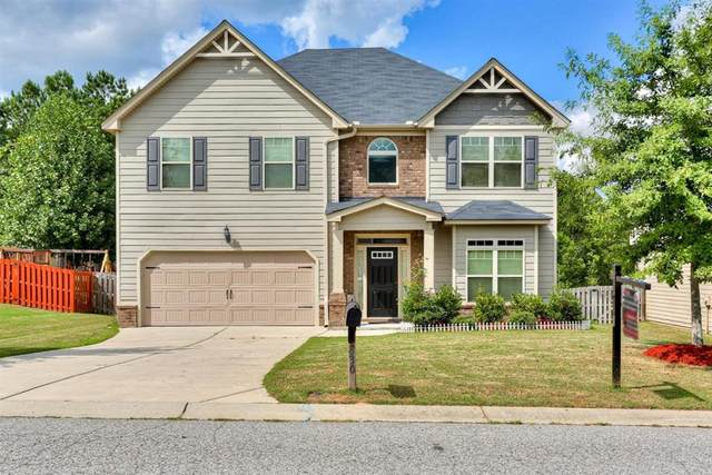830 Rollo Domino Circle, Evans, GA 30809 (MLS #456887) :: The Starnes Group LLC