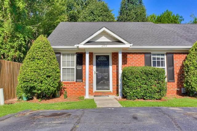 249 Charlestowne Way, Augusta, GA 30907 (MLS #457050) :: The Starnes Group LLC