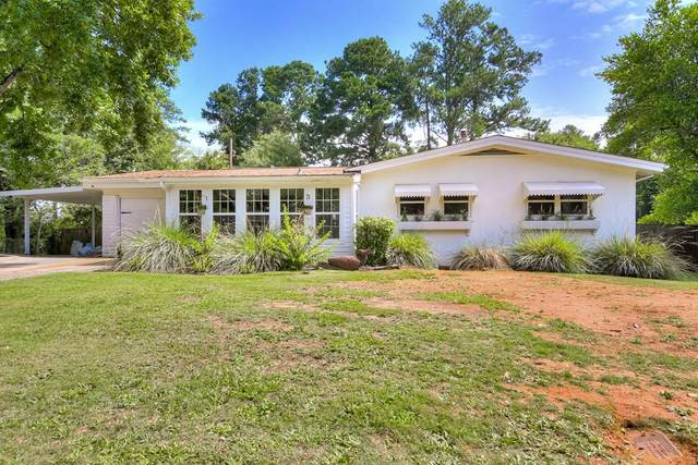 2413 Brentwood Place, Augusta, GA 30904 (MLS #457096) :: Better Homes and Gardens Real Estate Executive Partners