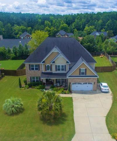 5166 Windmill Place, Evans, GA 30809 (MLS #457101) :: Shannon Rollings Real Estate