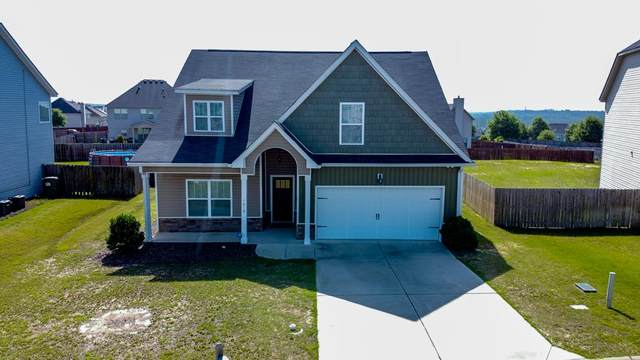 1019 NW Gentle Bend, Graniteville, SC 29829 (MLS #457121) :: Better Homes and Gardens Real Estate Executive Partners