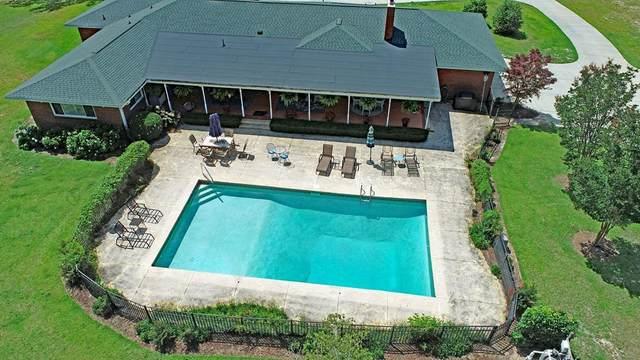 877 SE Sycamore Drive, Aiken, SC 29803 (MLS #457193) :: Southeastern Residential