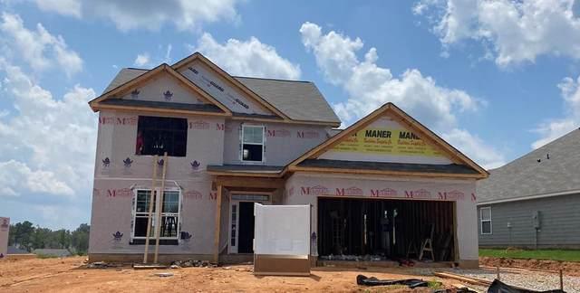 2344 Bundoran Drive, Grovetown, GA 30813 (MLS #457213) :: Tonda Booker Real Estate Sales