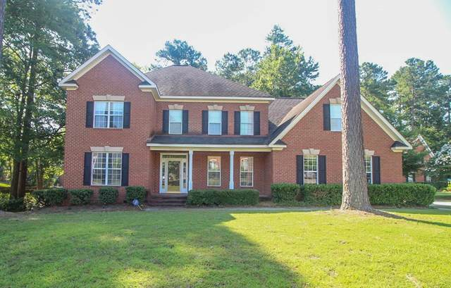 4300 Nandina Court, Evans, GA 30809 (MLS #457243) :: Melton Realty Partners