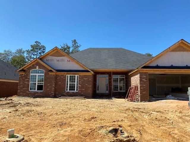 4902 Ken Miles Drive, Hephzibah, GA 30815 (MLS #457299) :: RE/MAX River Realty