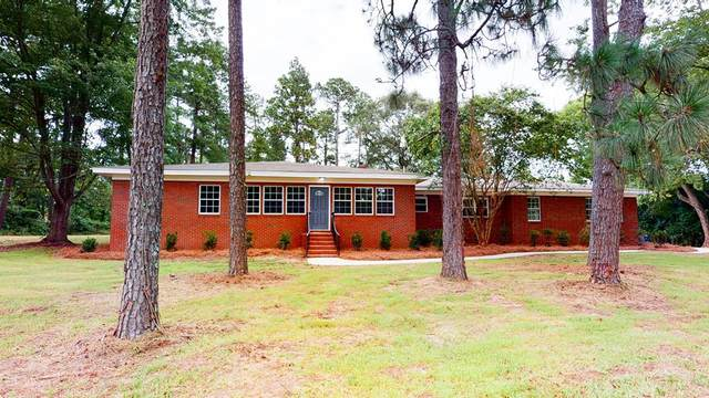 1646 Ascauga Lake Road, North Augusta, SC 29841 (MLS #457300) :: Southeastern Residential