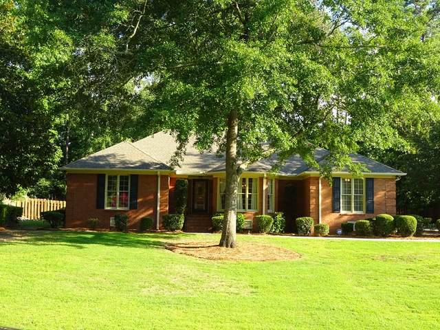 872 Sparkleberry Road, Evans, GA 30809 (MLS #457401) :: Tonda Booker Real Estate Sales