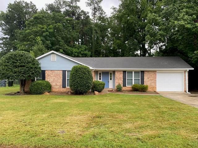 407 Mccormick, Martinez, GA 30907 (MLS #457468) :: Tonda Booker Real Estate Sales