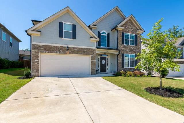 565 Bunchgrass Street, Evans, GA 30809 (MLS #457471) :: Young & Partners