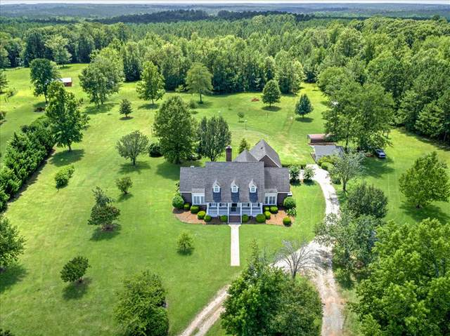 3855 Washington Road, Thomson, GA 30824 (MLS #457710) :: The Starnes Group LLC