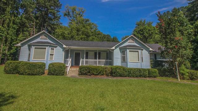 206 Dogwood Lane, Plum Branch, SC 29845 (MLS #457779) :: RE/MAX River Realty