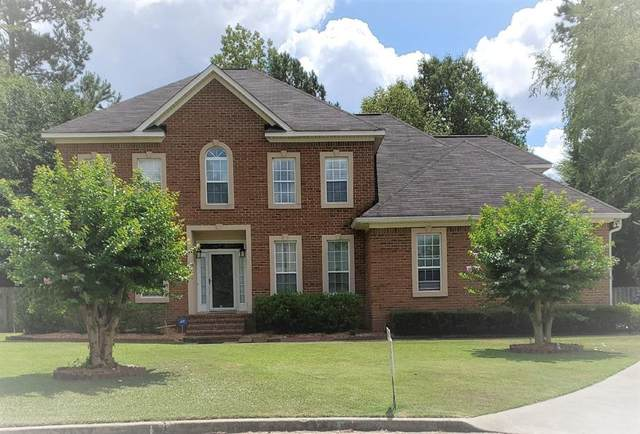 4363 Wisteria Court, Evans, GA 30809 (MLS #458123) :: Better Homes and Gardens Real Estate Executive Partners