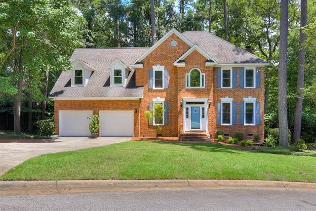10 Brookview Court, North Augusta, SC 29841 (MLS #458179) :: The Starnes Group LLC