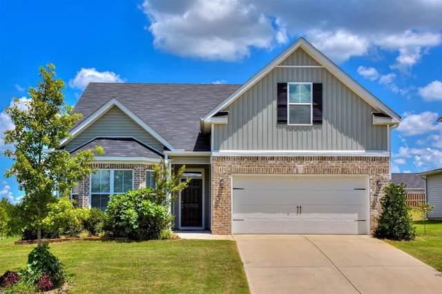 2171 Grove Landing Way, Grovetown, GA 30813 (MLS #458250) :: Shannon Rollings Real Estate