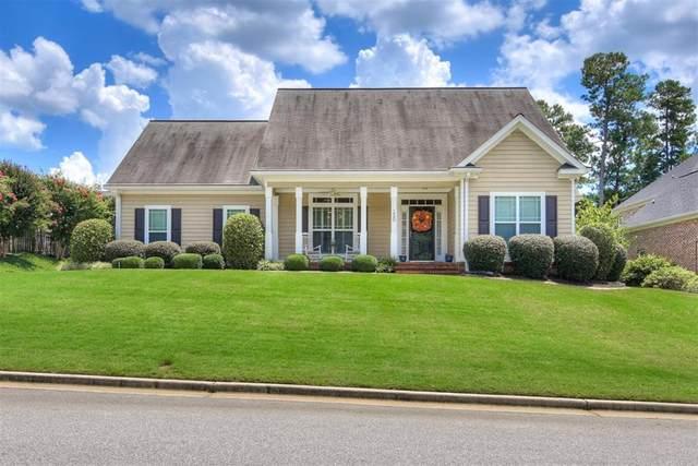 155 Springwood Drive, North Augusta, SC 29841 (MLS #458262) :: The Starnes Group LLC