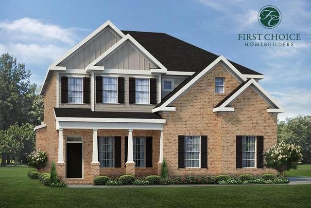 1262 Arcilla Pointe, Martinez, GA 30907 (MLS #458420) :: Shannon Rollings Real Estate