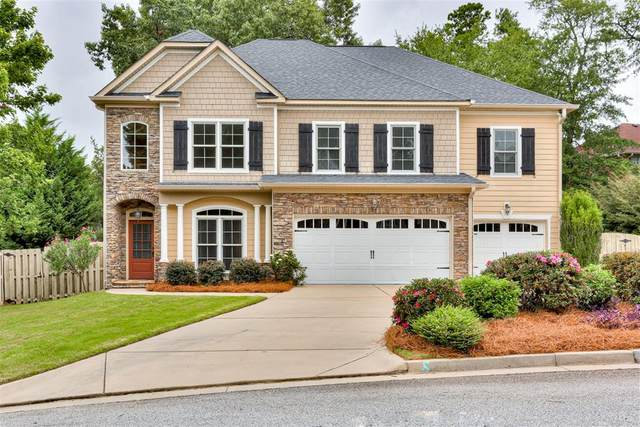 505 Creekvale Way, Martinez, GA 30907 (MLS #458586) :: RE/MAX River Realty