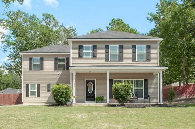 1018 Bubbling Springs Drive, Graniteville, SC 29829 (MLS #458663) :: Shannon Rollings Real Estate