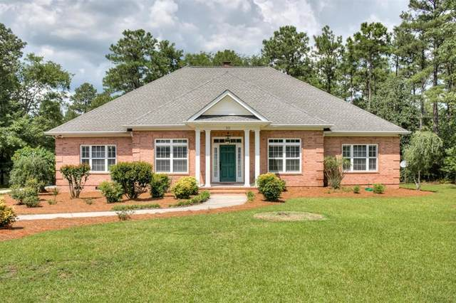 30 Cetch Court, Aiken, SC 29803 (MLS #458683) :: Young & Partners