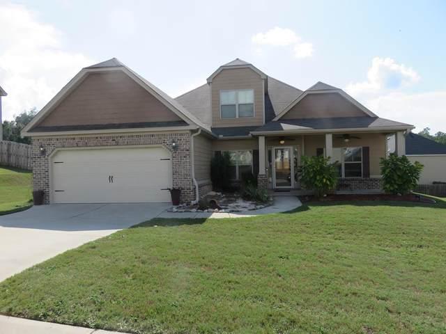 817 Shirez Drive, Grovetown, GA 30813 (MLS #459082) :: Melton Realty Partners